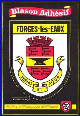 L 39 armorial for Piscine forges les eaux