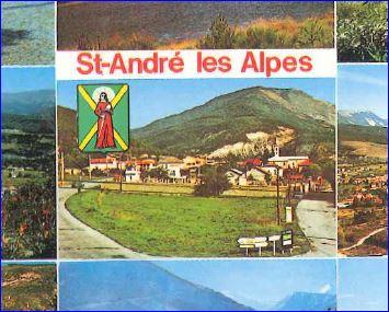 L 39 armorial - Office de tourisme saint andre les alpes ...