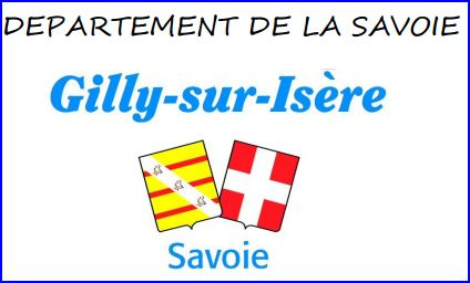 L 39 armorial for Piscine gilly sur isere