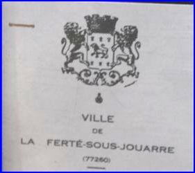L 39 armorial for Horaire piscine la ferte sous jouarre