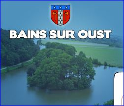 L 39 armorial for Bains s oust