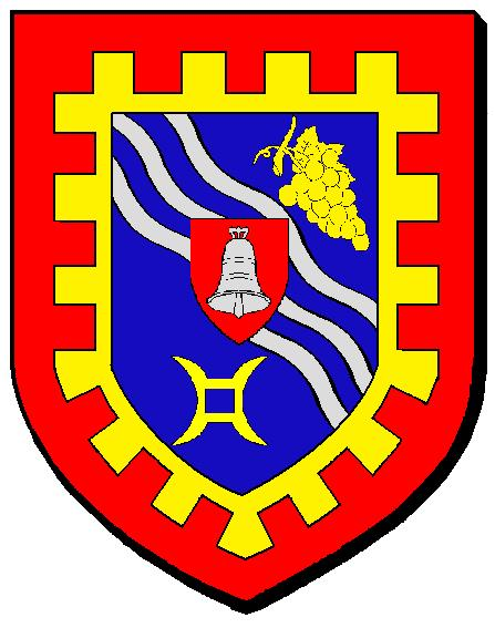 L 39 armorial for Breuillet 91