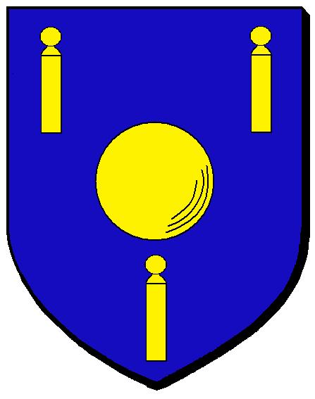 Blason actuel de Quillan