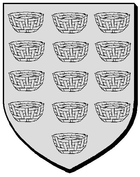 Armoiries des Treize-Vents en Vendée