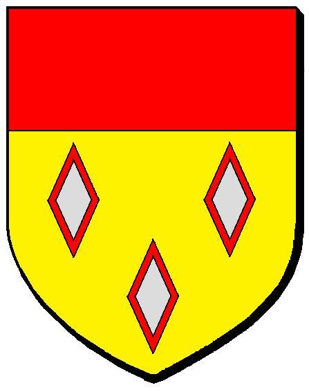 L 39 armorial for Piscine vic le comte